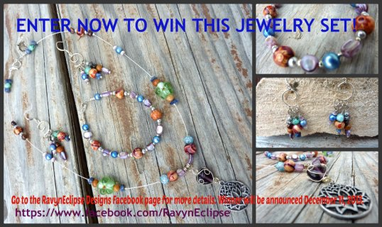Enter to win this jewelry set!