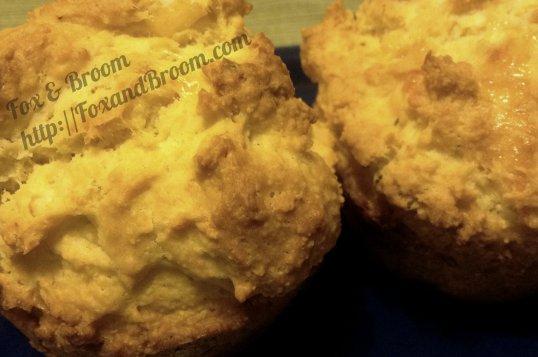 CheesCornMuffin|Fox & Broom Blog