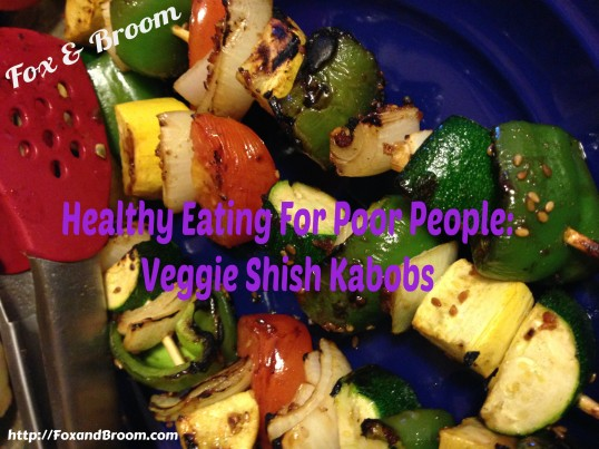 Fox & Broom|Veggie Shish Kabobs